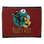 Naughty Whim Leather Wallets