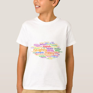 Naughty Wordle T-Shirt