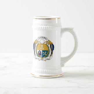 Nauru Coat of Arms Mug