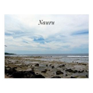 Nauru costero postal