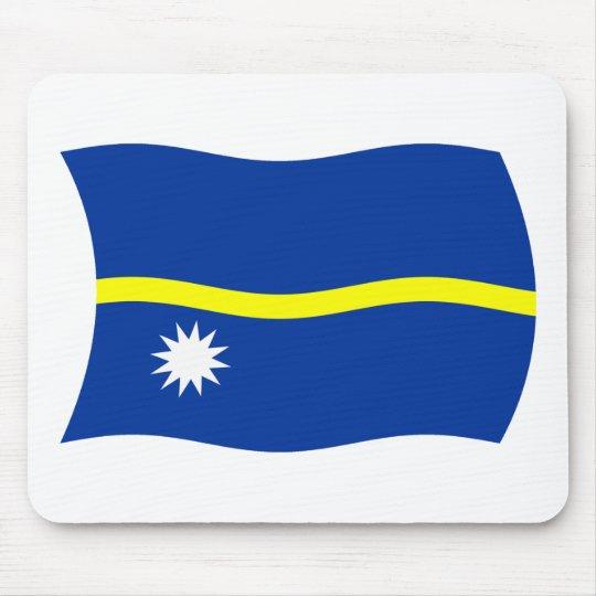 Nauru Flag Mousepad