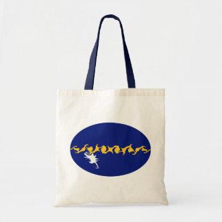 Nauru Gnarly Flag Bag
