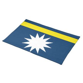 Nauru Cloth Place Mat