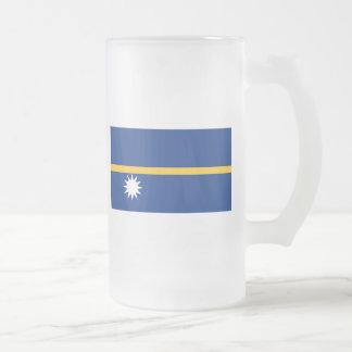 Nauru Taza De Cristal