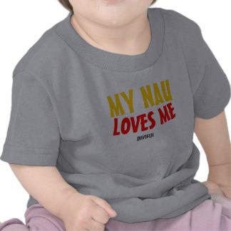 Nau's Love Shirts