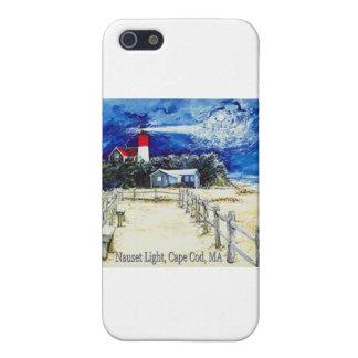 Nauset Cape Cod ligero, mA iPhone 5 Coberturas