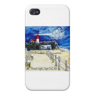 Nauset Cape Cod ligero, mA iPhone 4/4S Fundas