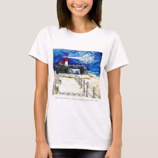 Nauset Light  Cape Cod, Ma. T-Shirt
