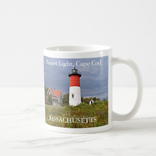 Nauset Light, Cape Cod, Massachusetts Mug