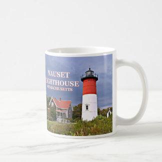 Nauset Lighthouse, Cape Cod, Massachusetts Mug