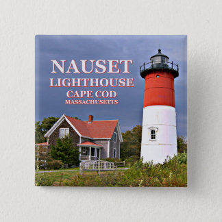 Nauset Lighthouse, Cape Cod Massachusetts Pin