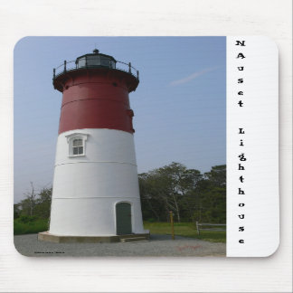 Nauset Lighthouse-Mousepad Mouse Pad