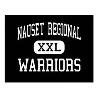 Nauset Regional - Warriors - High - North Eastham Postcard