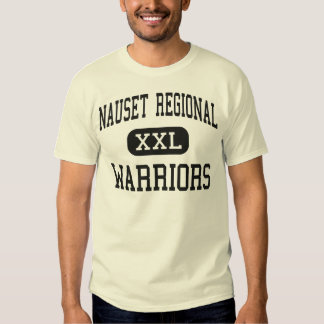Nauset Regional - Warriors - High - North Eastham T Shirt