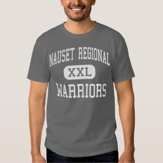 Nauset Regional - Warriors - High - North Eastham Tee Shirt
