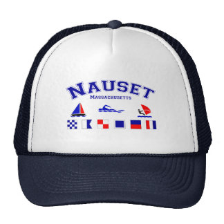 Nauset Signal Flag Hats