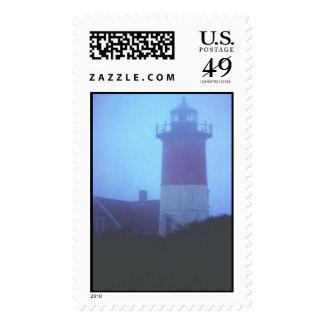 NausetBeachLight Postage Stamps