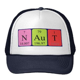 Naut periodic table name hat