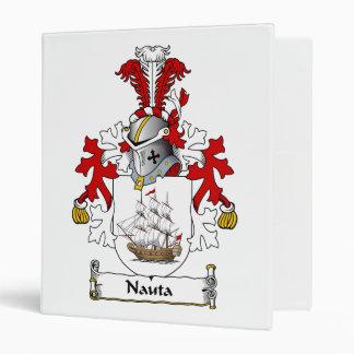 Nauta Family Crest Binders