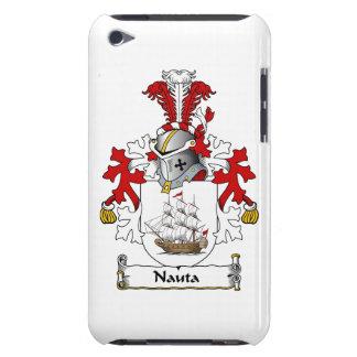Nauta Family Crest Case-Mate iPod Touch Case