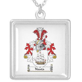 Nauta Family Crest Custom Necklace