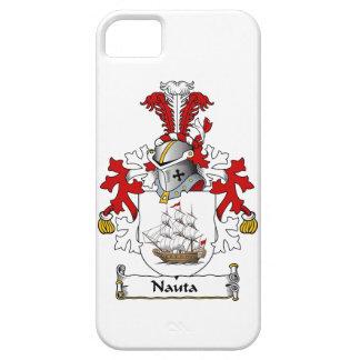 Nauta Family Crest iPhone 5 Case