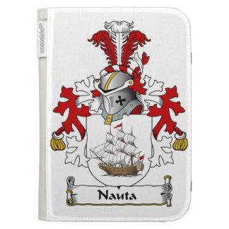 Nauta Family Crest Kindle 3 Covers
