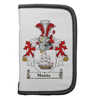 Nauta Family Crest Planner