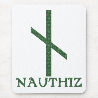 Nauthiz Mouse Pad