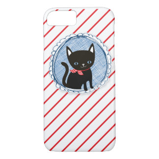 Nauti Cat iPhone 7 Barely There Case