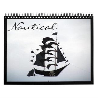 nautical 2018 calendar
