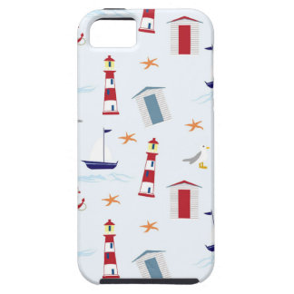 Nautical-788 iPhone 5 Funda