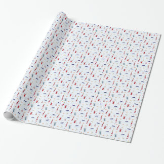 Nautical-788 Wrapping Paper