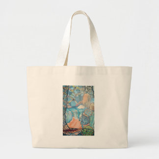 nautical abstract bags