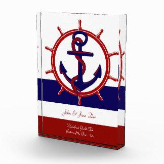 Nautical Acrylic Award