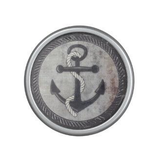 Nautical Anchor Blackboard Bumpster Speaker