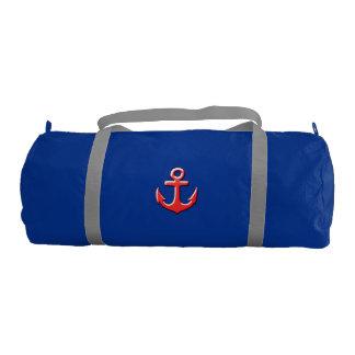 nautical anchor bolsa de deporte
