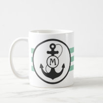 Nautical Anchor Coffee Mug