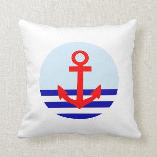 Nautical Anchor Cushion