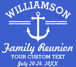 291d386a8 Family Reunion T-Shirts - T-Shirt Design & Printing | Zazzle