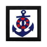 Nautical Anchor Gift Box