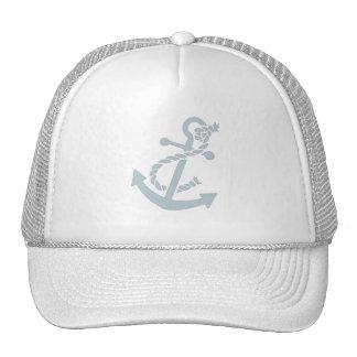 Nautical Anchor Trucker Hat