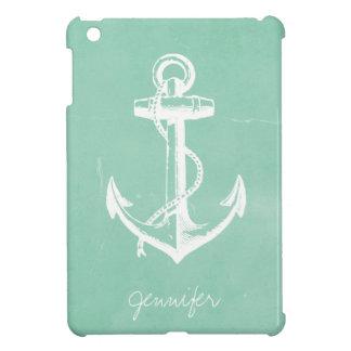 Nautical Anchor iPad Mini Cases