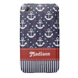 Nautical Anchor iPhone 3g 3gs Case Mate Cover iPhone 3 Cover
