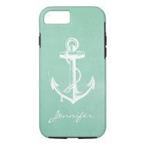 Nautical Anchor iPhone 7 Case
