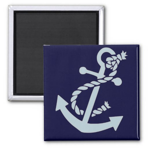 Nautical Anchor Magnets