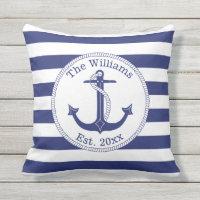 Outdoor Pillows<