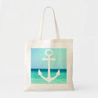 Nautical Anchor Ocean Photo Bag