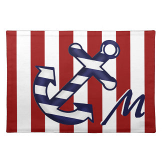 Nautical Anchor Placemats