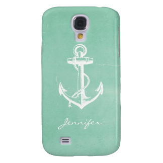 Nautical Anchor Samsung Galaxy S4 Case